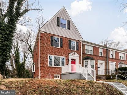 5930 NORTHWOOD DRIVE Baltimore, MD MLS# 1000313940