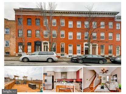 2037 BALTIMORE STREET E Baltimore, MD MLS# 1000326266