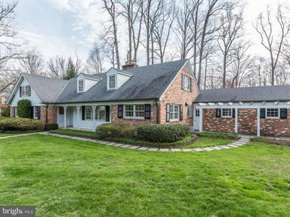 9301 BURNING TREE ROAD Bethesda, MD MLS# 1000339284