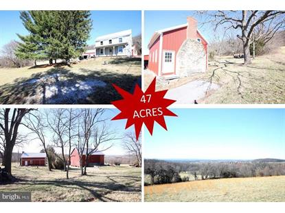 5321 AMOS REEDER ROAD Boonsboro, MD MLS# 1000362682