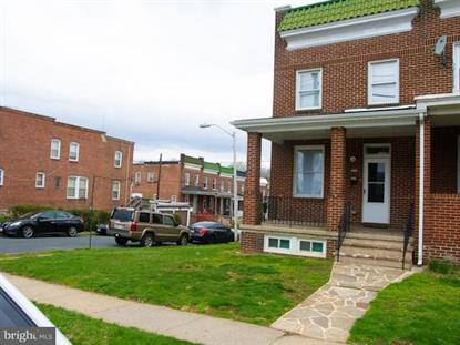 3422 WILKENS AVENUE, Baltimore, MD
