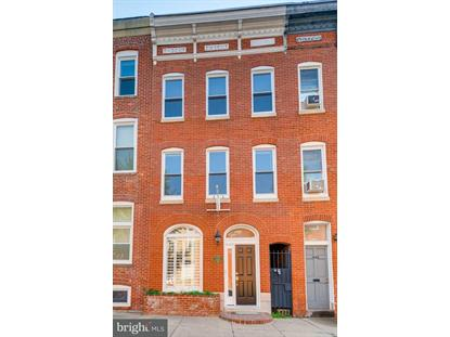 1443 WILLIAM STREET, Baltimore, MD