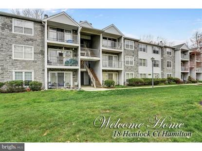 18 HEMLOCK COURT, Hamilton, NJ