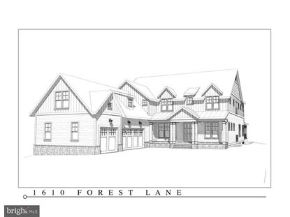 1610 FOREST LANE, McLean, VA