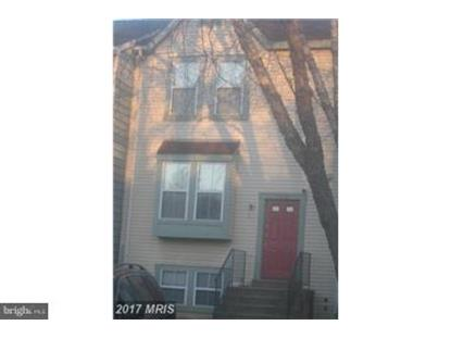 3443 CHERRY HILL COURT Beltsville, MD MLS# 1000437138
