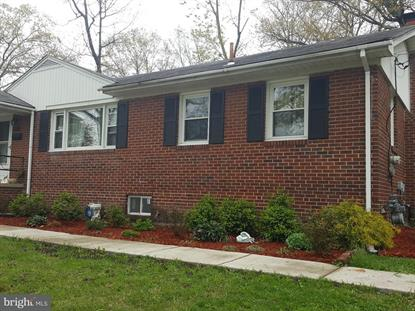 9313 WELLINGTON STREET Lanham, MD MLS# 1000452700