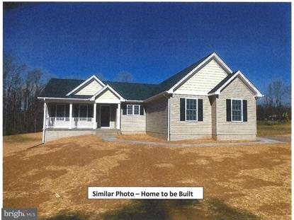3313 THOROUGHFARE ROAD Culpeper, VA MLS# 1000455138
