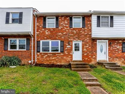 1503 FORT SUMTER COURT Dumfries, VA MLS# 1000462076