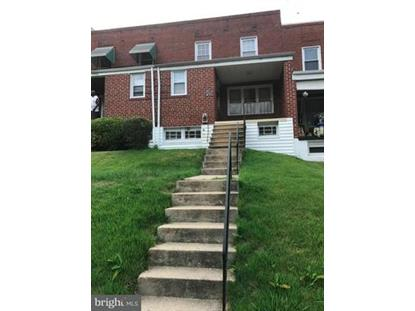4562 DERBY MANOR DRIVE, Baltimore, MD