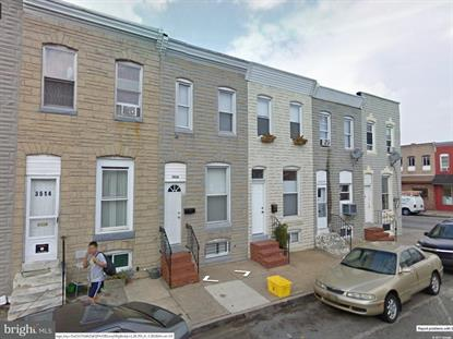 3516 MOUNT PLEASANT AVENUE, Baltimore, MD