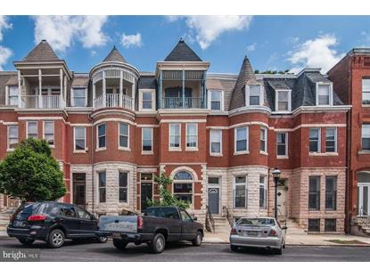 2015 MADISON AVENUE Baltimore, MD MLS# 1001531778