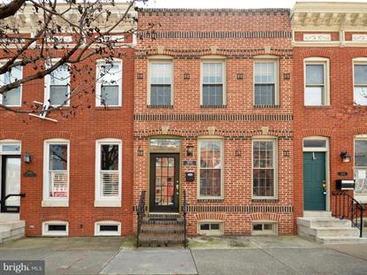 3203 HUDSON STREET Baltimore, MD MLS# 1001535474