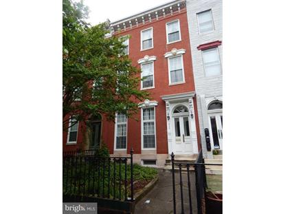 820 HOLLINS STREET Baltimore, MD MLS# 1001542870