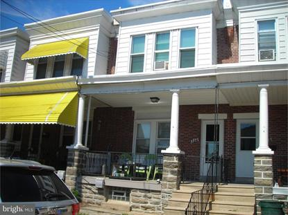 3975 TERRACE STREET Philadelphia, PA MLS# 1001578910