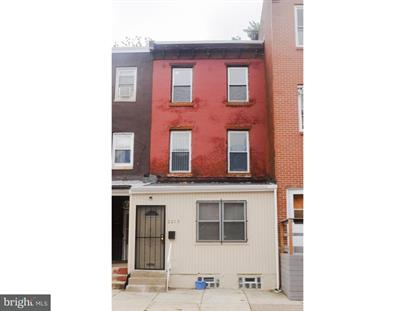 2215 N 8TH STREET Philadelphia, PA MLS# 1001785724
