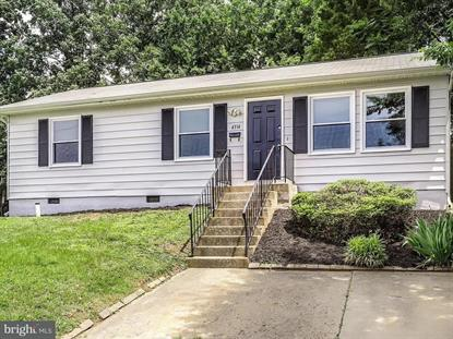 4314 RAIL STREET, Capitol Heights, MD