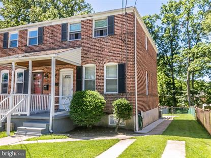1637 NATURO ROAD, Baltimore, MD