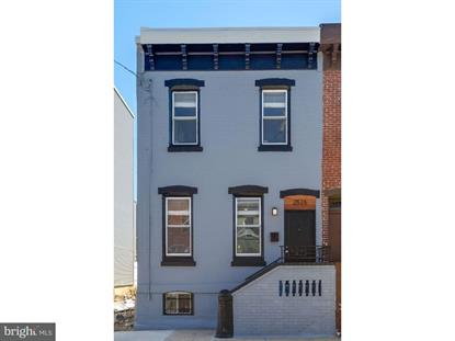 2526 FEDERAL STREET Philadelphia, PA MLS# 1001895450