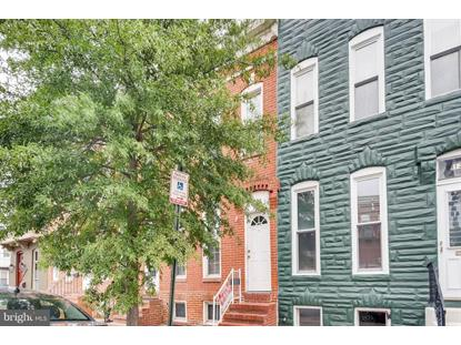 1307 HULL STREET Baltimore, MD MLS# 1001929200