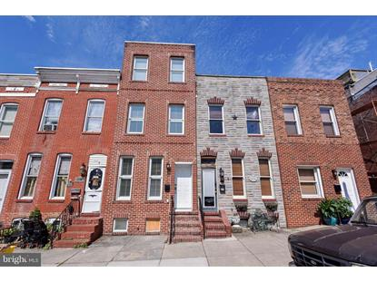 1116 EAST AVENUE Baltimore, MD MLS# 1001939910