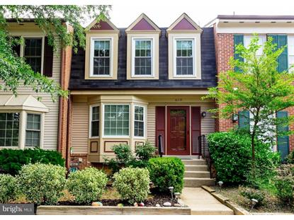 6119 WELLINGTON COMMONS DRIVE Alexandria, VA MLS# 1001962932