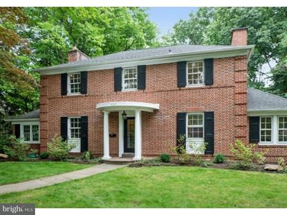 437 BEECHWOOD AVENUE Haddonfield, NJ MLS# 1001966074