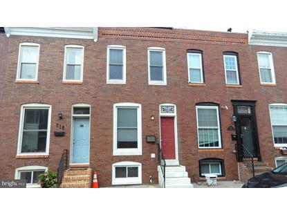 716 GLOVER STREET S, Baltimore, MD