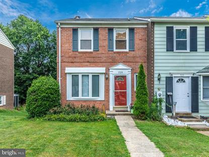 725 HORPEL DRIVE, Mount Airy, MD