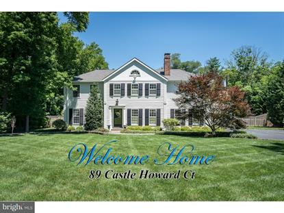 89 CASTLE HOWARD COURT, Princeton, NJ