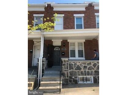 2635 ASHLAND AVENUE E, Baltimore, MD