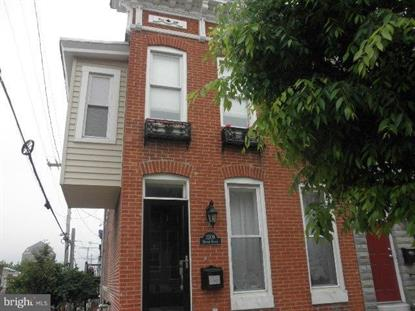 3209 HUDSON STREET Baltimore, MD MLS# 1002069318
