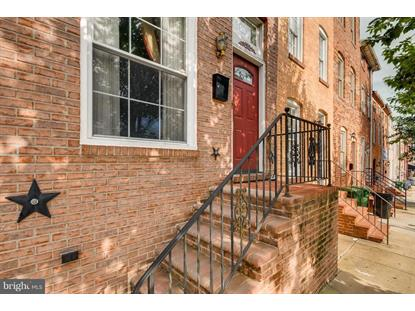 509 CHESTER STREET Baltimore, MD MLS# 1002108168