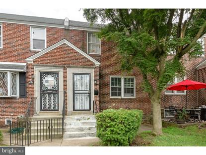 404 E PLEASANT STREET Philadelphia, PA MLS# 1002108694