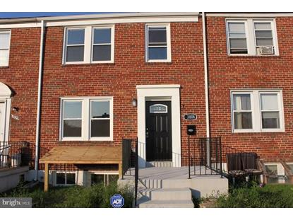 3808 ERDMAN AVENUE Baltimore, MD MLS# 1002141318
