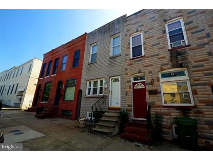 805 MILTON AVENUE S Baltimore, MD MLS# 1002197502