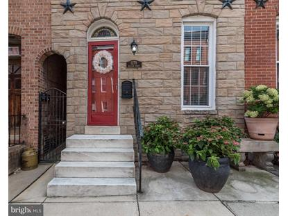 1279 WILLIAM STREET Baltimore, MD MLS# 1002227202