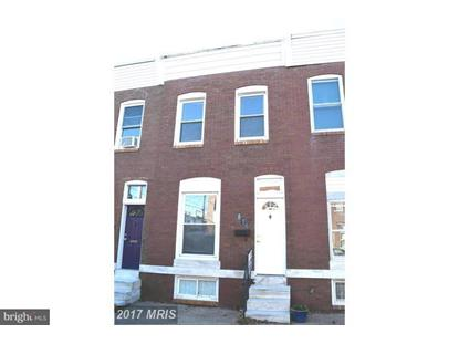 816 DEAN STREET, Baltimore, MD