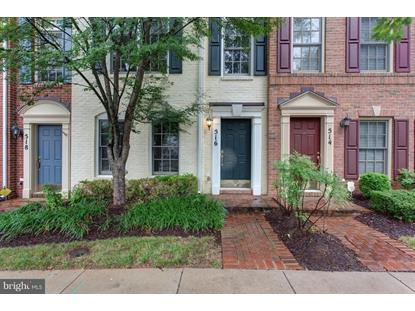 516 JACALA TERRACE Rockville, MD MLS# 1002278686