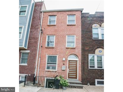 611 S 11TH STREET Philadelphia, PA MLS# 1002294864