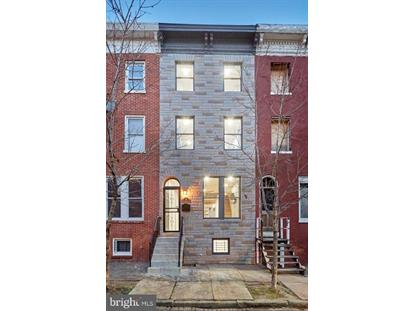 111 CALHOUN STREET Baltimore, MD MLS# 1002346938