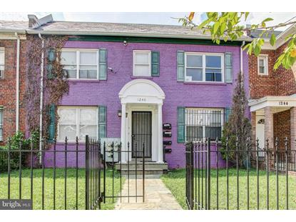1240 18TH STREET NE Washington, DC MLS# 1002358112