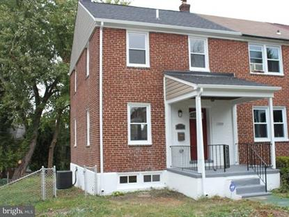 1000 WITHERSPOON ROAD Baltimore, MD MLS# 1002641101