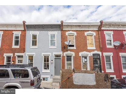 2219 SEARS STREET Philadelphia, PA MLS# 1003038184