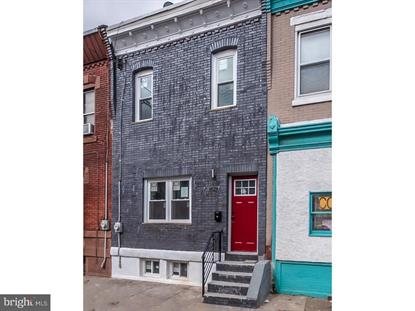 1828 S 19TH STREET Philadelphia, PA MLS# 1003274122