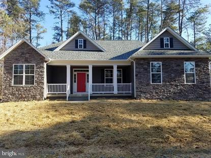 420 POCAHONTAS DRIVE Ruther Glen, VA MLS# 1003827352