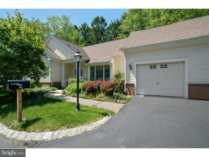 4 BIRCHWOOD COURT Princeton, NJ MLS# 1004420555