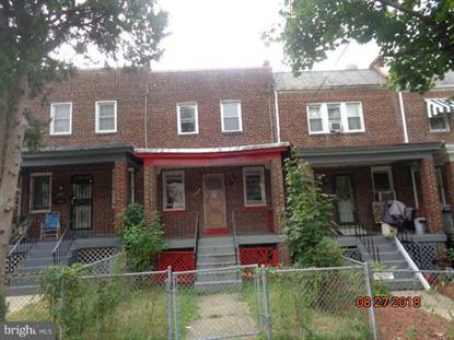 1615 R STREET SE Washington, DC MLS# 1005534138