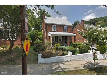 3610 14TH STREET NE Washington, DC MLS# 1009917690