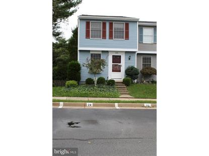 1624 PURPLE SAGE DRIVE Reston, VA MLS# 1009926340