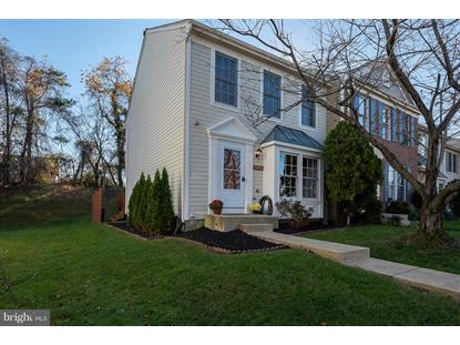 7951 BRIGHTMEADOW COURT Ellicott City, MD MLS# 1009927668